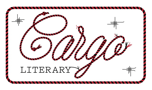 logo for Cargo Literary magazine