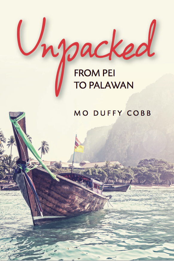 book cover of Unpacked: From PEI to Palawan
